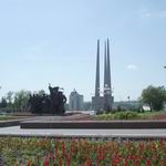 Memorial Complex Three Bayonets | Monuments and Sculptures | Vitebsk - Attractions