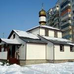 Church of the Holy Apostle Andrew First-Called | Religious Buildings |Vitebsk - Attractions