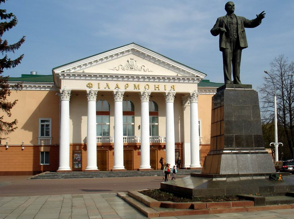 Music for soul in Vitebsk Philharmonic Hall.
