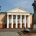 Region Philharmonic Hall | City Architecture | Vitebsk - Attractions