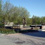 "Fountain ""Junction of Three Rivers"" 