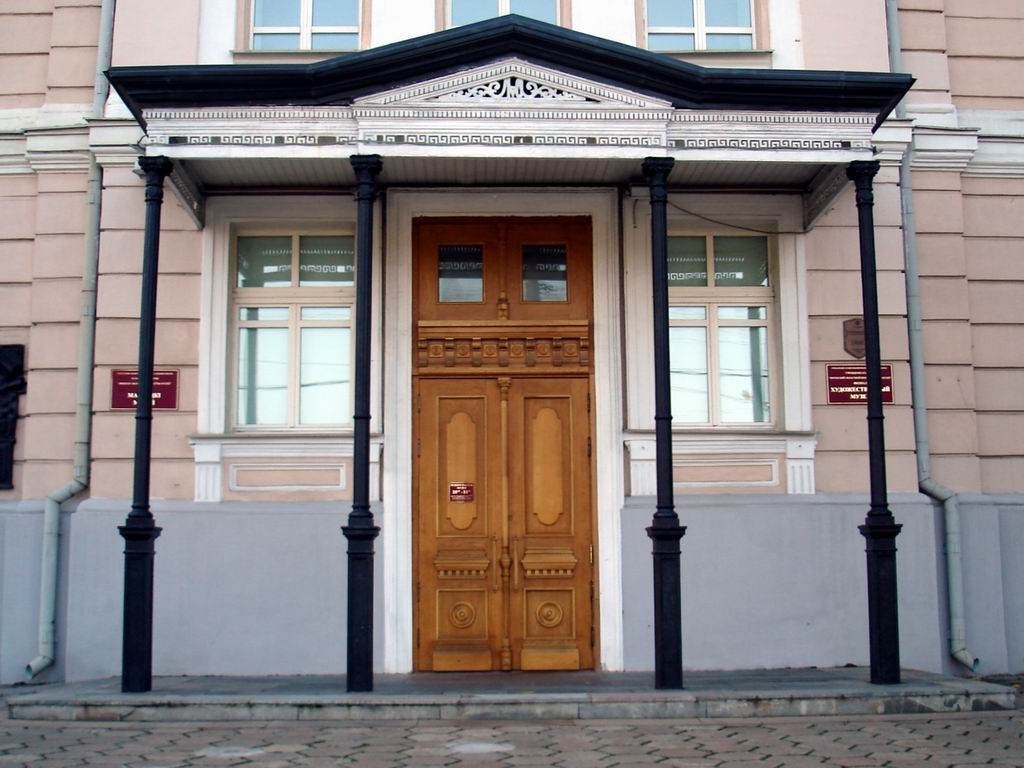 The Art Museum - luxury heritage of Vitebsk.