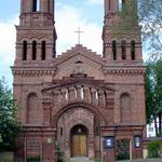 Roman Catholic Church of St.Barbara | Religious Buildings | Vitebsk - Attractions