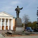 Lenin Square | Squares, Streets, Bridges | Vitebsk - Attractions