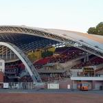 Summer Amphitheatre | City Architecture | Vitebsk - Attraction