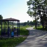 Boathouse on the Vitba River | Parks and Public Gardens | Vitebsk - Attractions