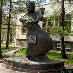 Monument to Poetess Eudoxia Los | Monuments and Sculptures | Vitebsk - Attractions
