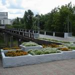 Millennium Bridge | Squares, Streets, Bridges | Vitebsk - Attractions