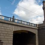 Kirovsky Bridge | Squares, Streets, Bridges | Vitebsk - Attractions