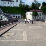 Pushkin Bridge | Squares, Streets, Bridges | Vitebsk - Attractions