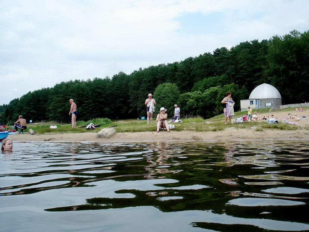 озеро полонское витебск рыбалка