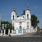 Intercession Cathedral | Religious Buildings | Vitebsk - Attractions