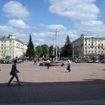 Railway Station Square | Squares, Streets, Bridges | Vitebsk - Attractions