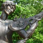 Monument to Marc Chagall | Monuments and Sculptures | Vitebsk - Attractions