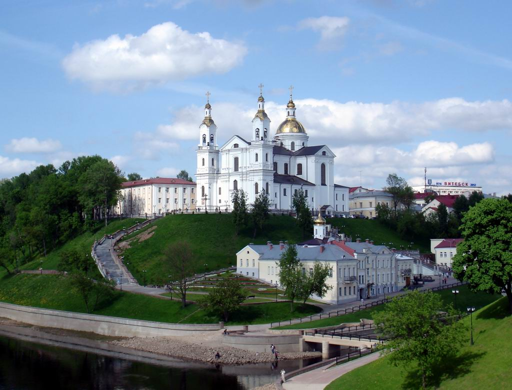 The Holy Assumption Cathedral: the relic is immortal.