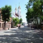 Tolstoy Street | Squares, Streets, Bridges | Vitebsk - Attractions