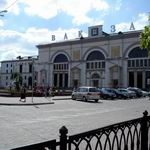 Railway Station Building | City Architecture | Vitebsk - Attractions