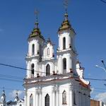 Holy Resurrection Church | Religious Buildings | Vitebsk - Attractions